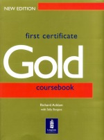 First Certificate (Coursebook)
