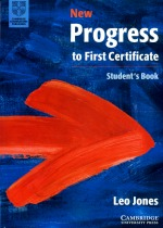 New Progress to First Certificate